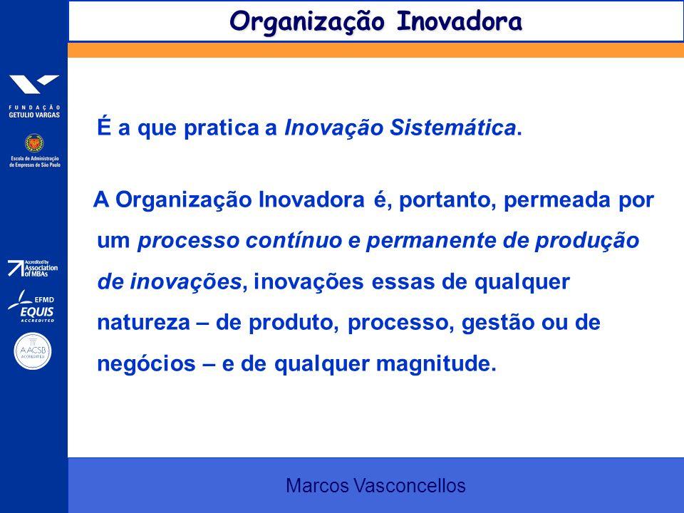 Organização Inovadora