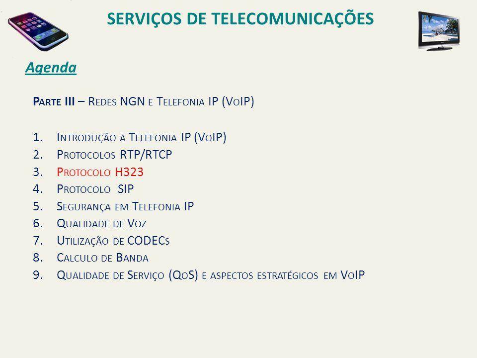 Serviços de Telecomunicações