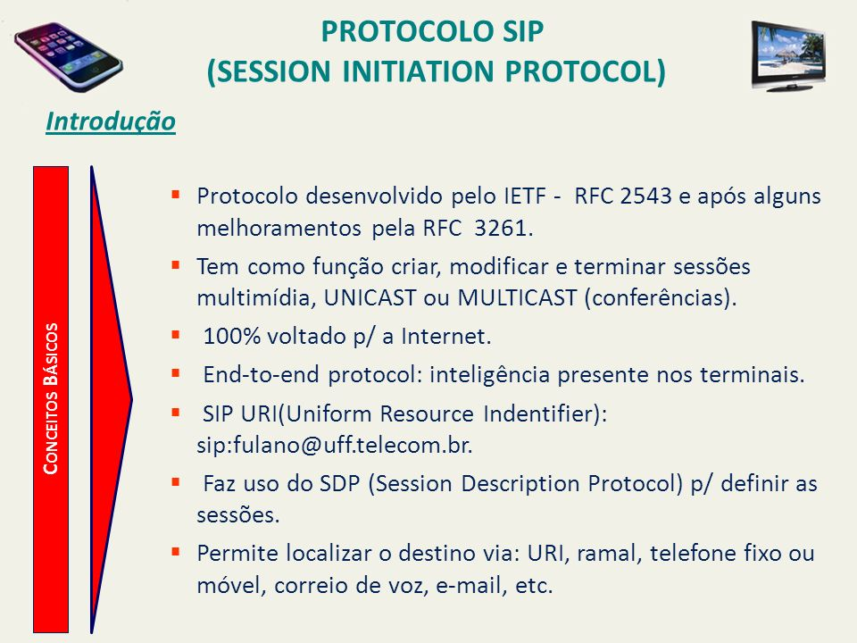 (session Initiation Protocol)