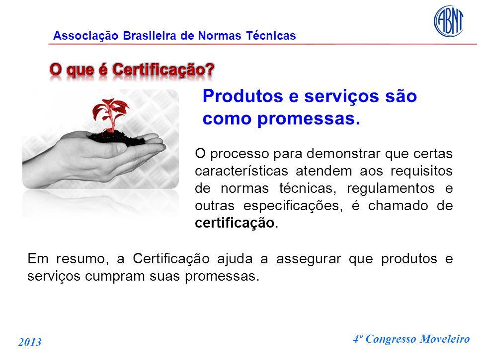 Produtos e serviços são como promessas.