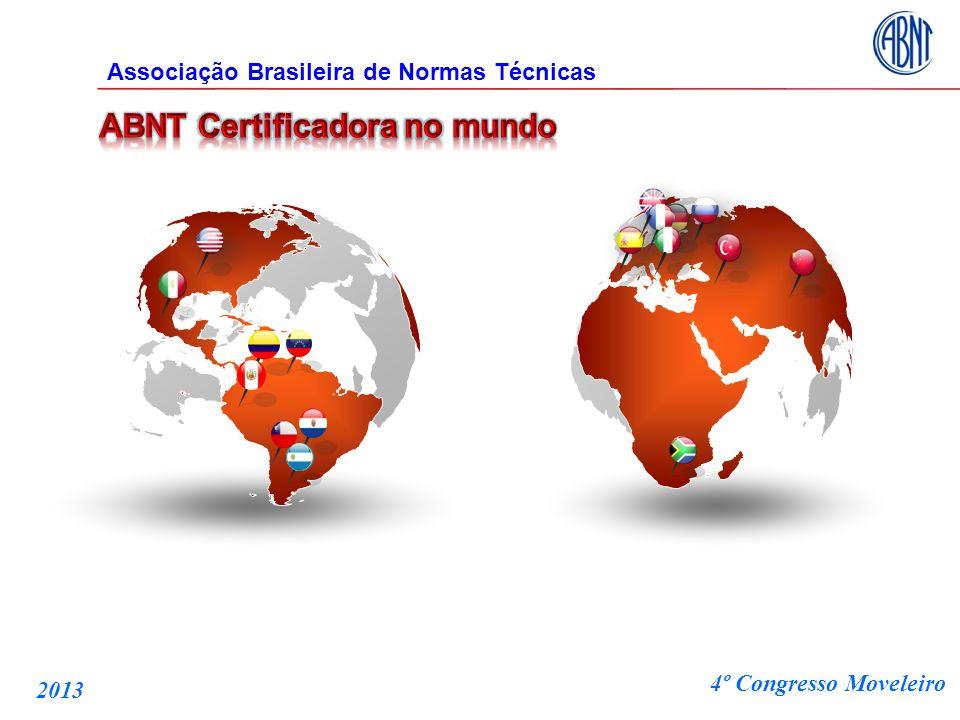 ABNT Certificadora no mundo