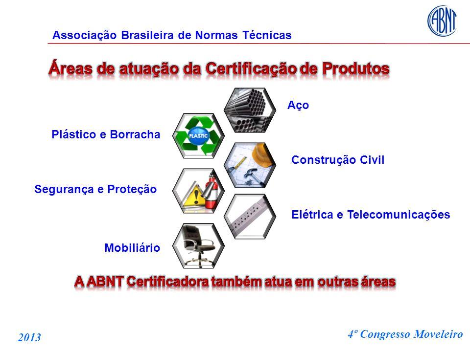 A ABNT Certificadora também atua em outras áreas