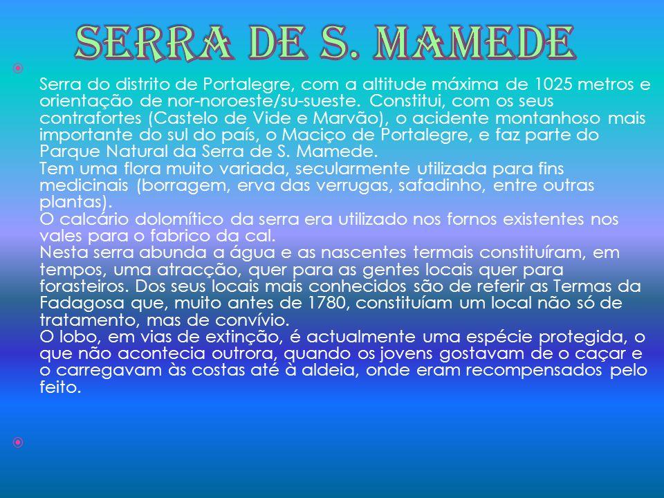 SERRA DE S. MAMEDE