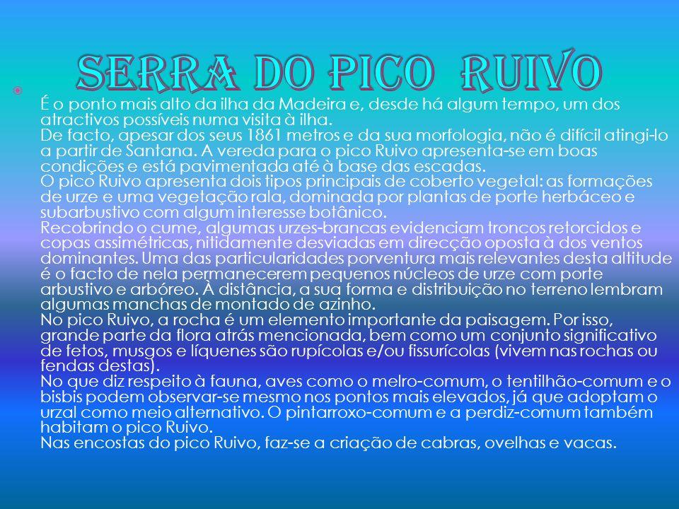 SERRA DO PICO RUIVO