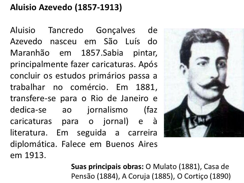 Aluisio Azevedo (1857-1913)