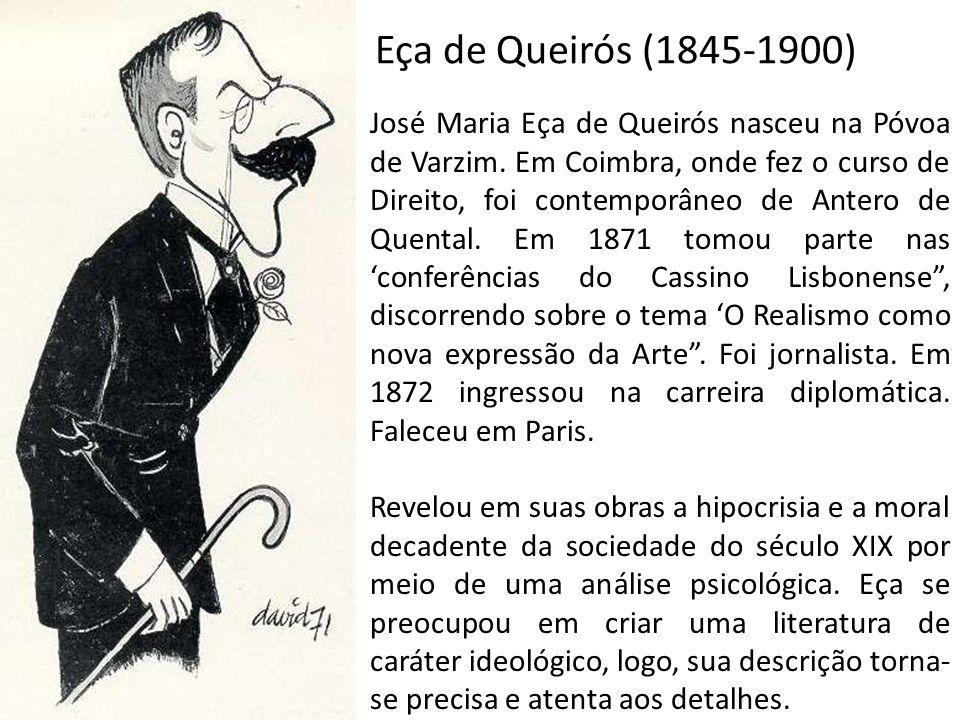 Eça de Queirós (1845-1900)