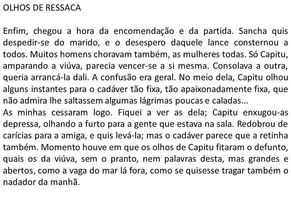 OLHOS DE RESSACA