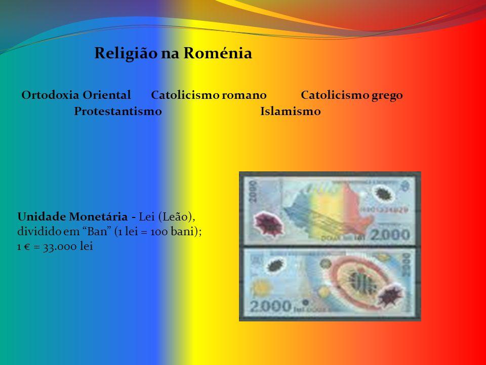Religião na Roménia Ortodoxia Oriental Catolicismo romano