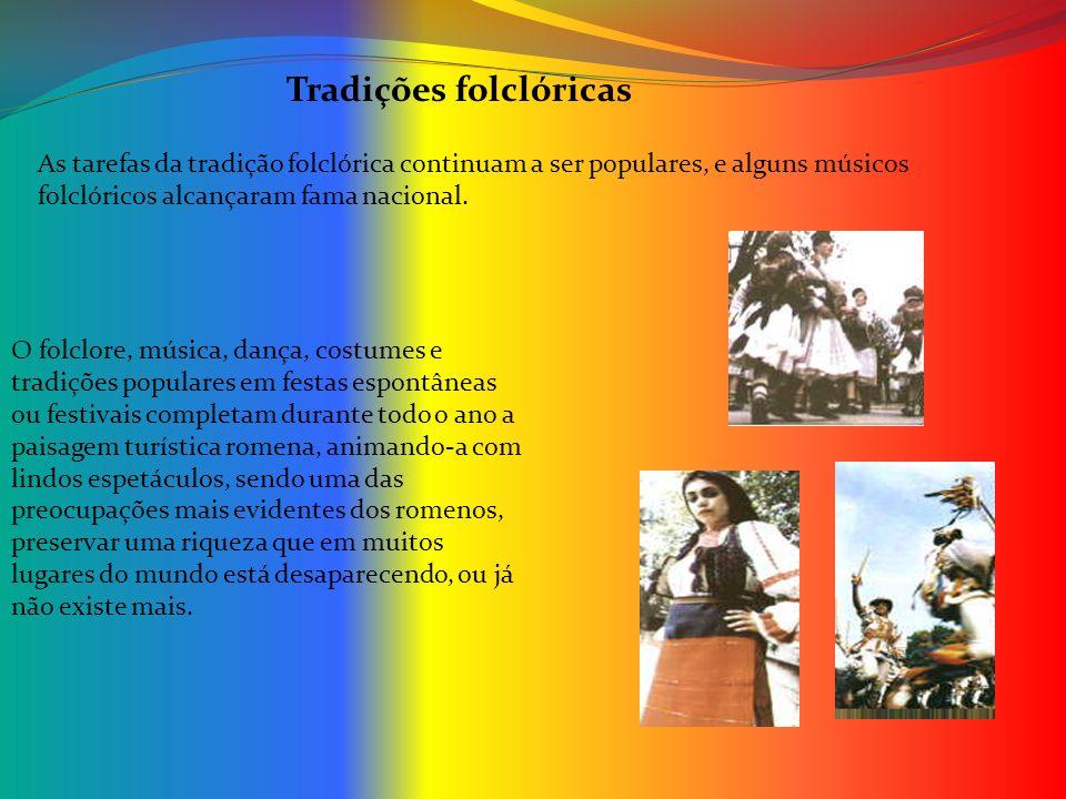 Tradições folclóricas
