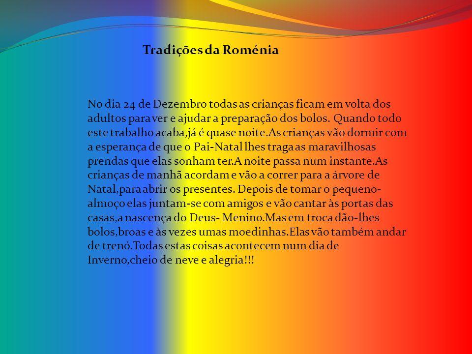 Tradições da Roménia