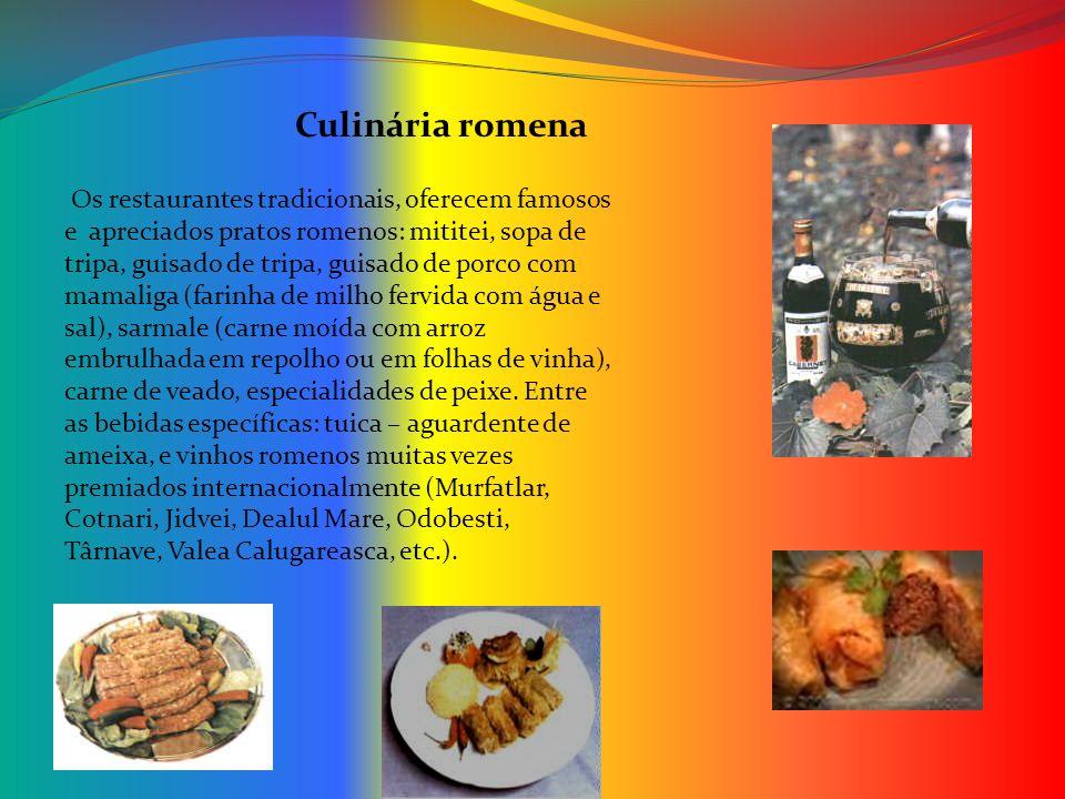 Culinária romena