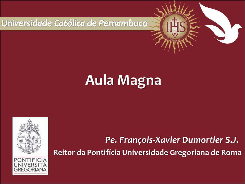 Reitor da Pontifícia Universidade Gregoriana de Roma