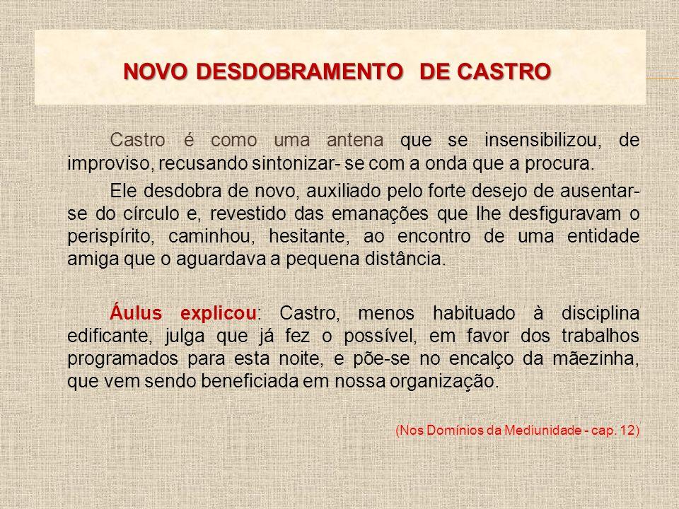NOVO DESDOBRAMENTO DE CASTRO