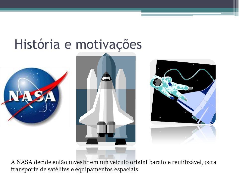 História e motivações Fonte da imagem: http://msn.techguru.com.br/nasa-divulga-foto-detalhada-do-cometa-hartley-2/