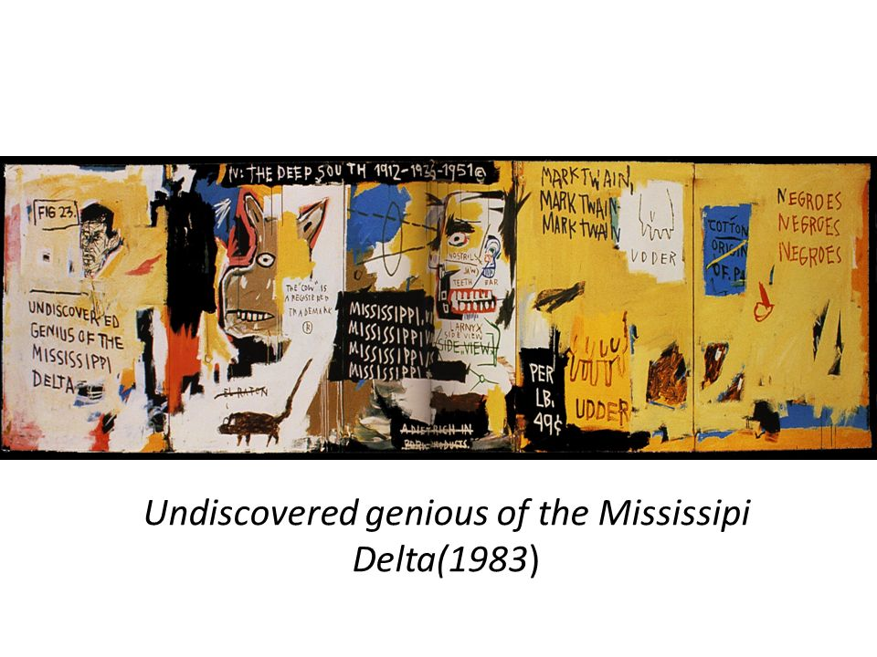 Undiscovered genious of the Mississipi Delta(1983)