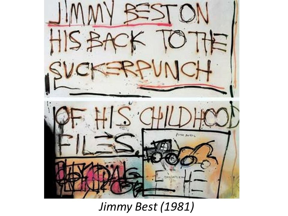 Jimmy Best (1981)