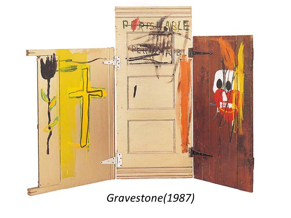 Gravestone(1987)