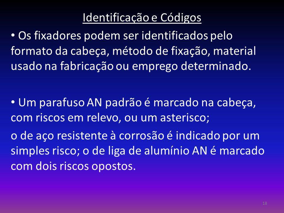 Identificação e Códigos