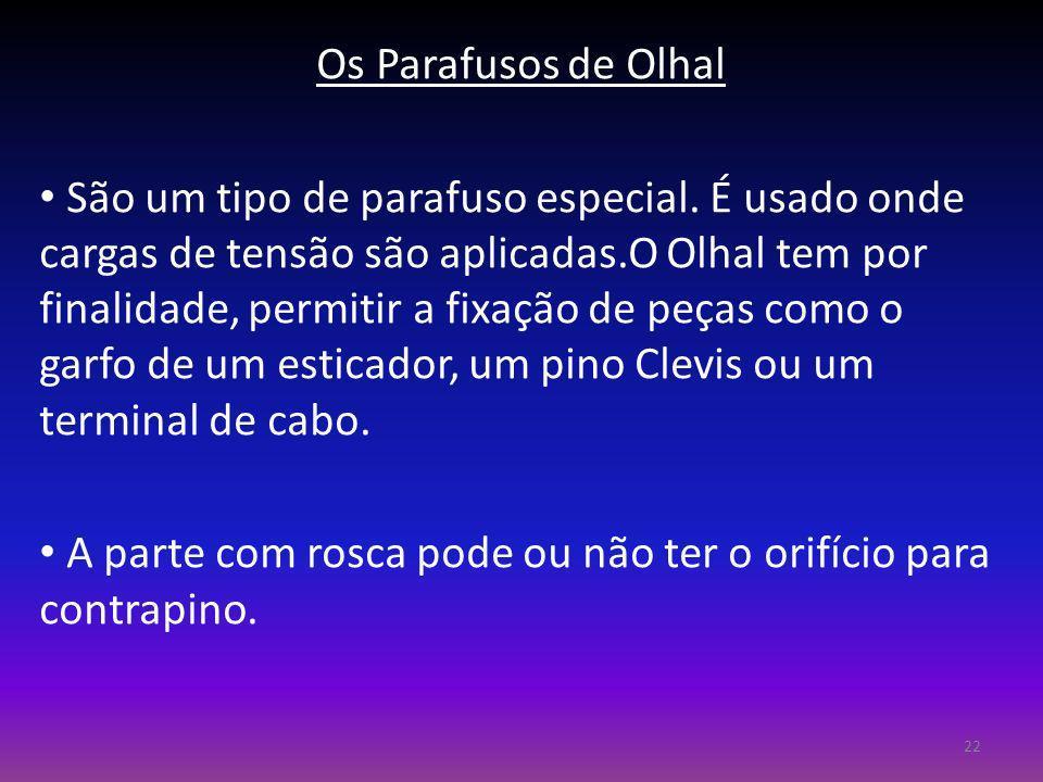 Os Parafusos de Olhal