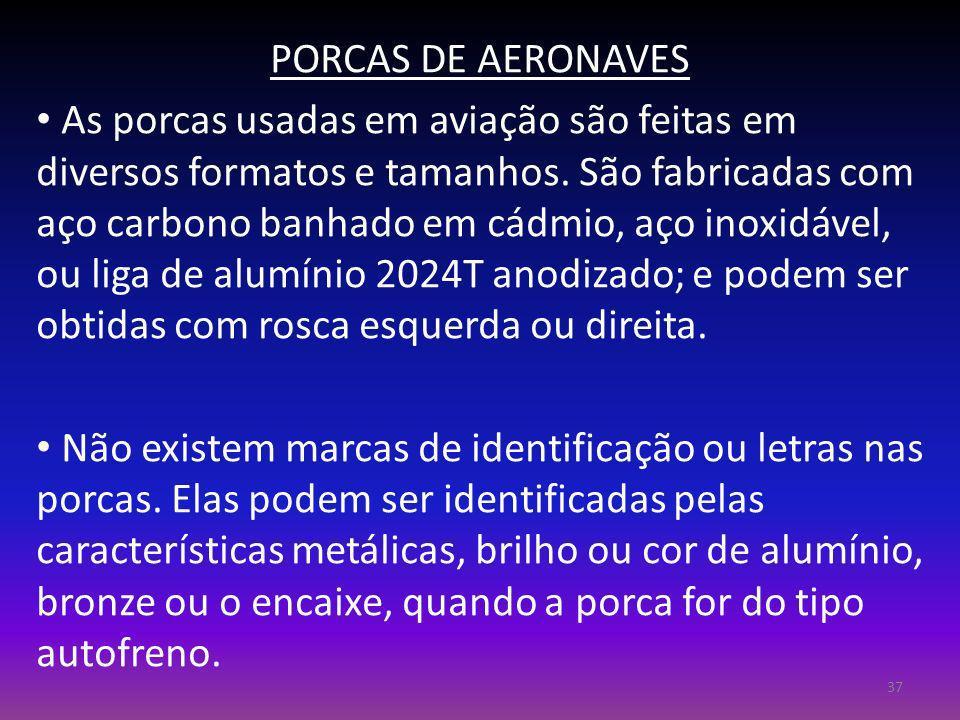 PORCAS DE AERONAVES
