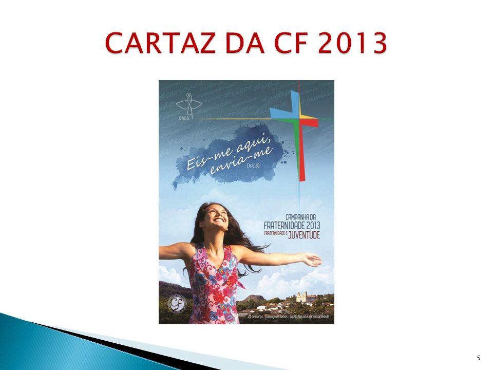 CARTAZ DA CF 2013