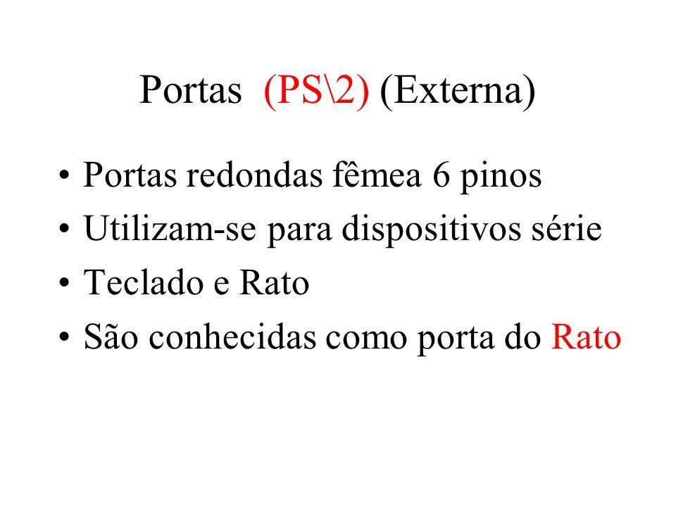 Portas (PS\2) (Externa)