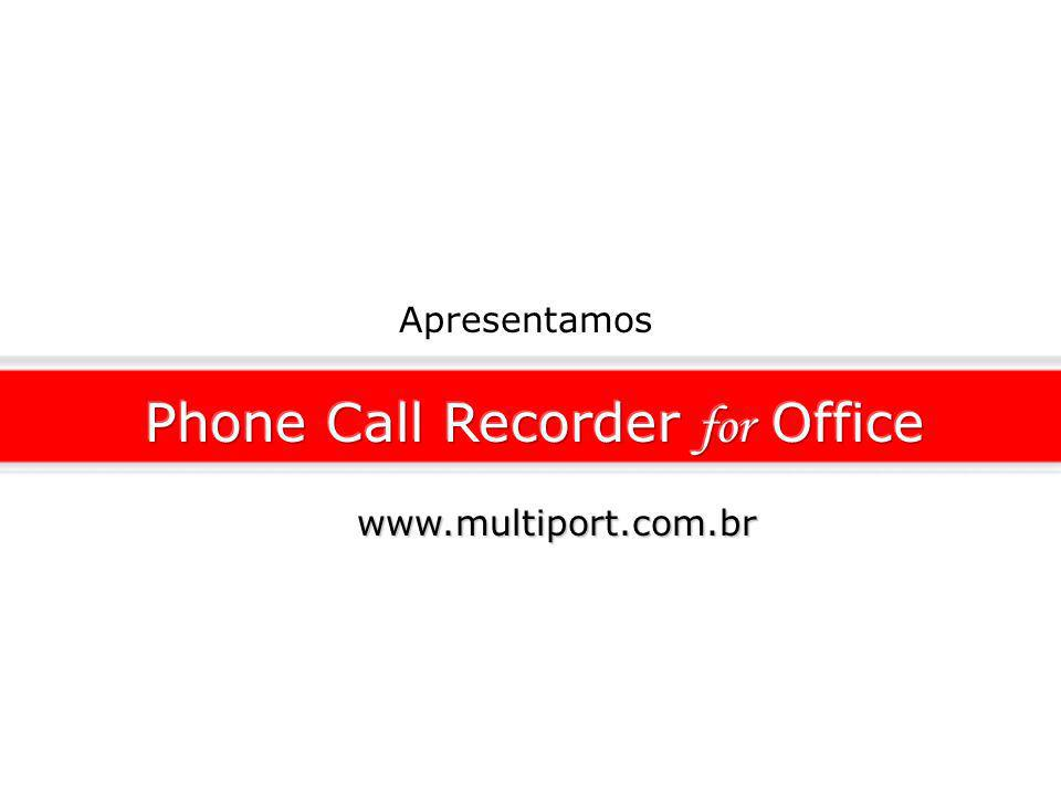 Phone Call Recorder for Office