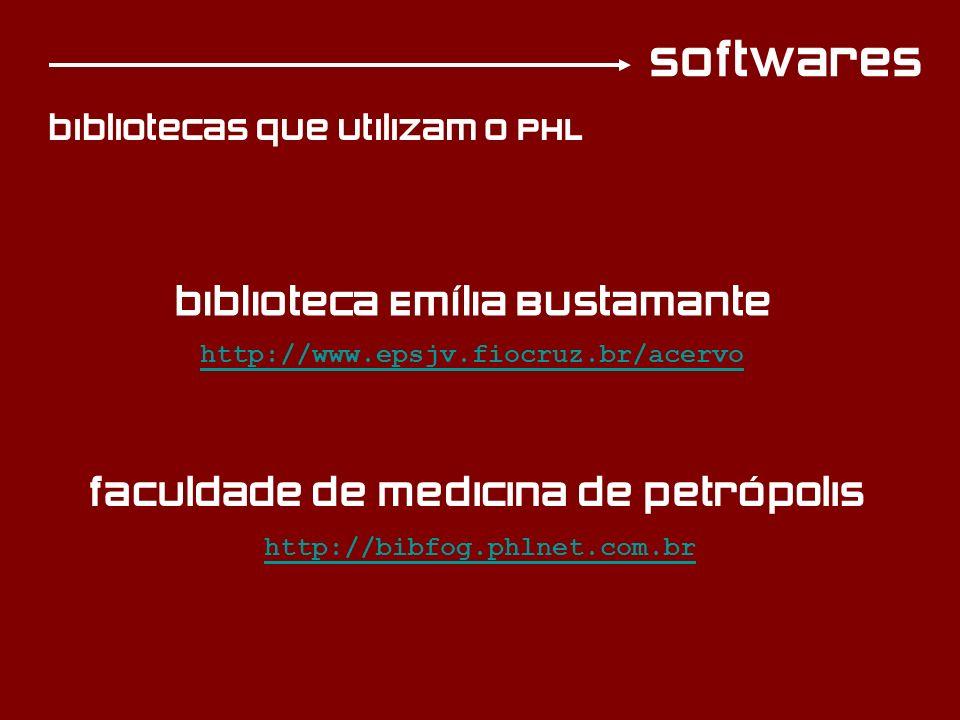 biblioteca Emília Bustamante faculdade de medicina de petrópolis