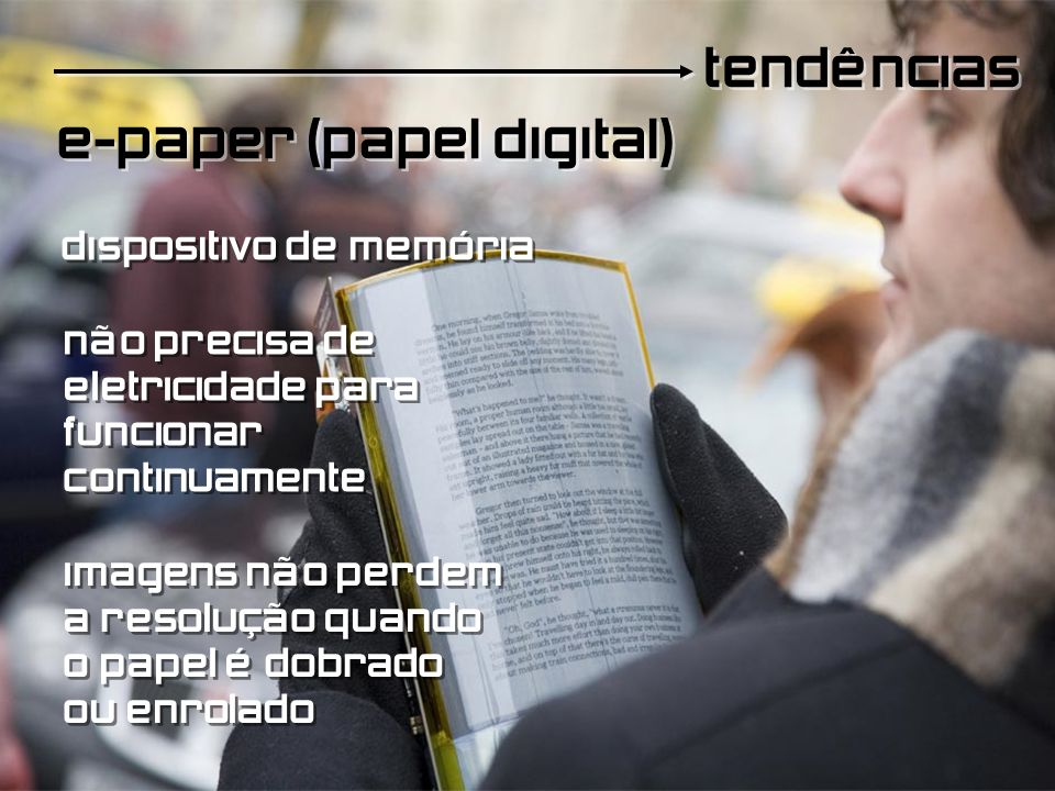e-paper (papel digital)