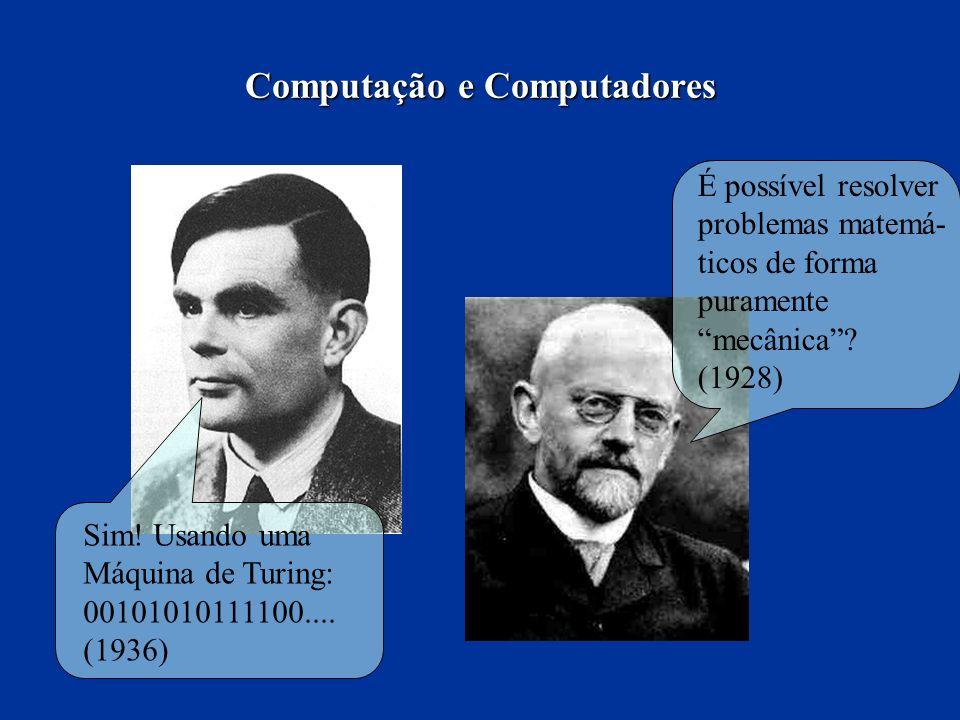 Computação e Computadores