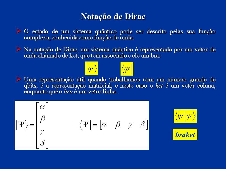 Notação de Dirac braket