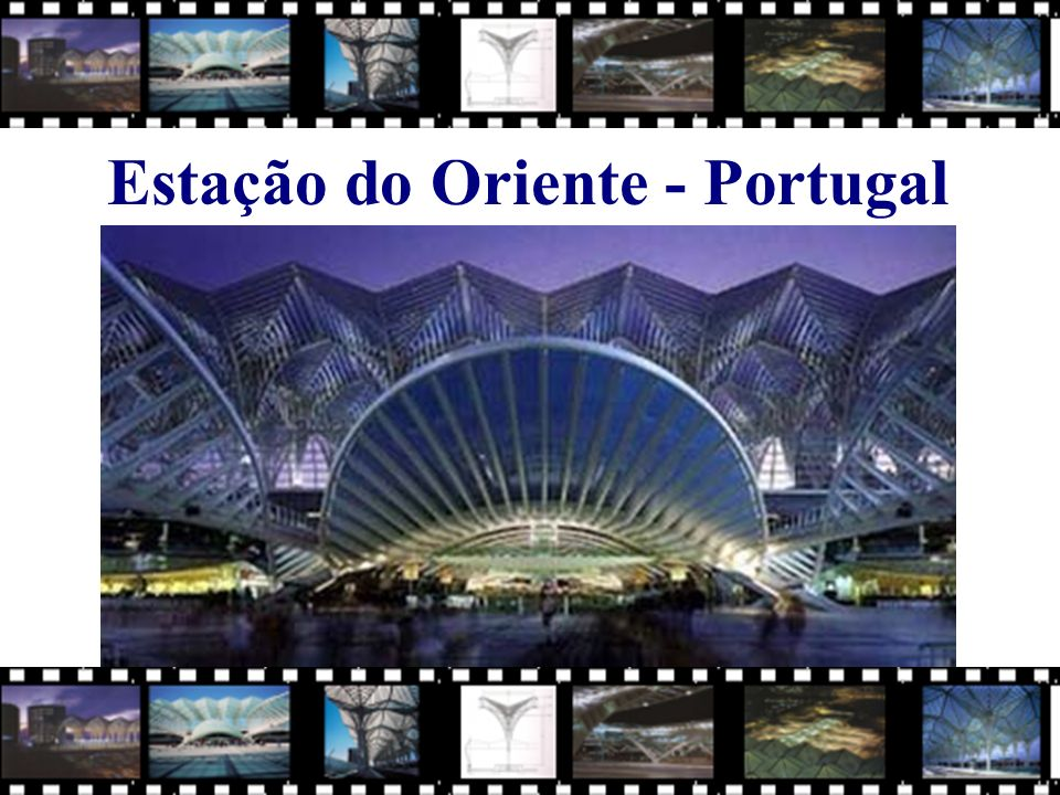Estação do Oriente - Portugal