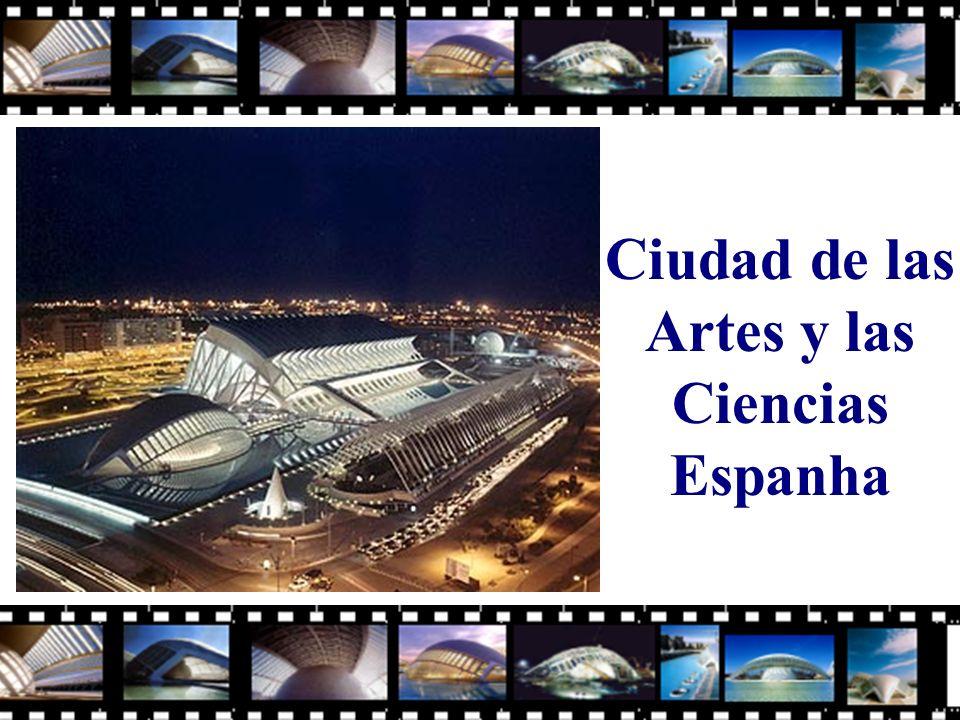 Ciudad de las Artes y las Ciencias Espanha