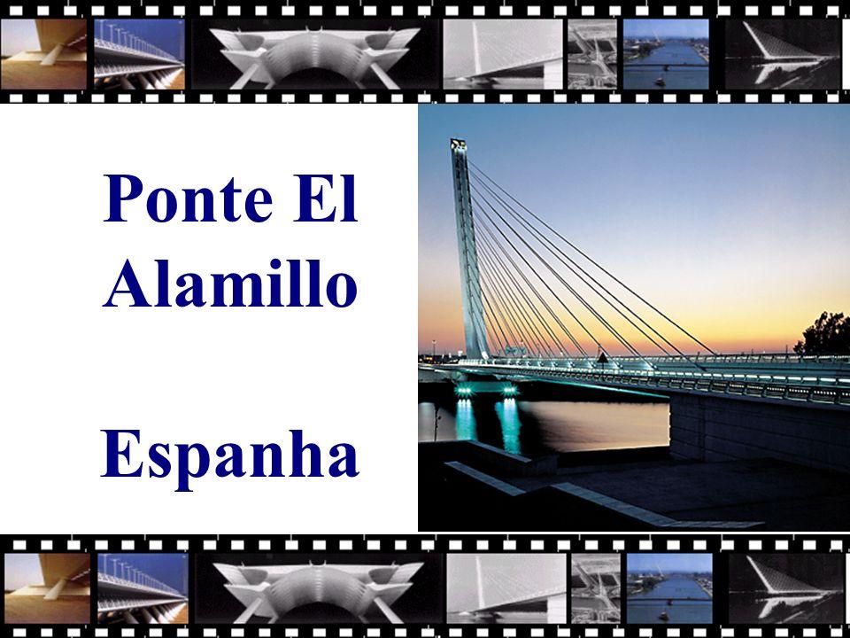 Ponte El Alamillo Espanha