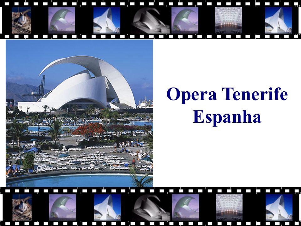 Opera Tenerife Espanha