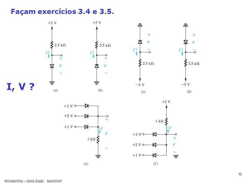 I, V Façam exercícios 3.4 e 3.5. sedr42021_e0304a.jpg