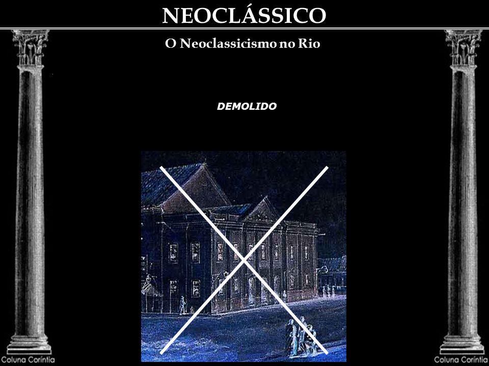 O Neoclassicismo no Rio