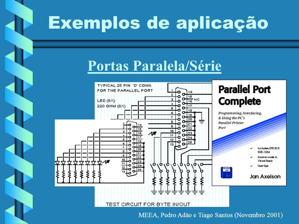 Portas Paralela/Série