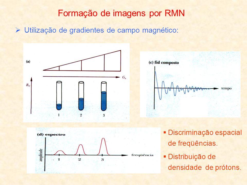 Formação de imagens por RMN