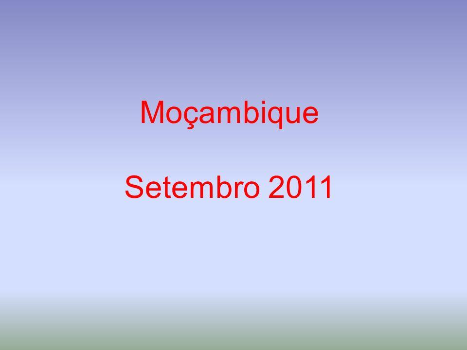 Moçambique Setembro 2011
