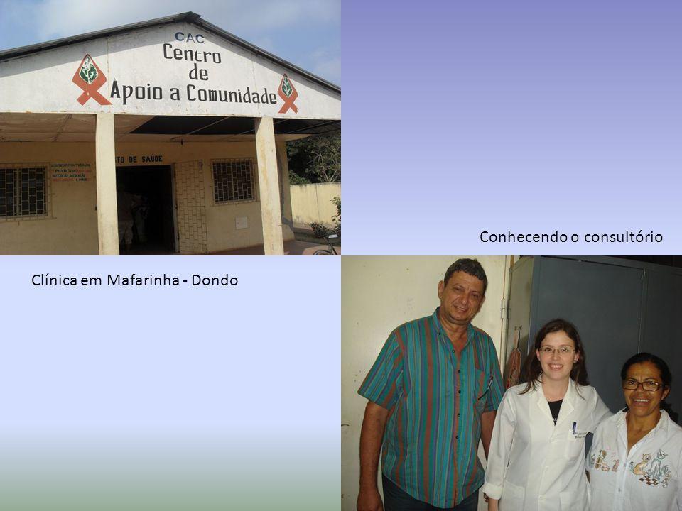 Conhecendo o consultório