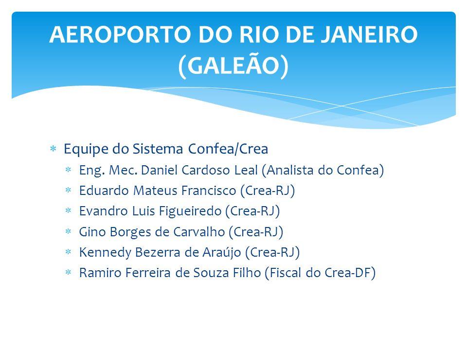 AEROPORTO DO RIO DE JANEIRO (GALEÃO)