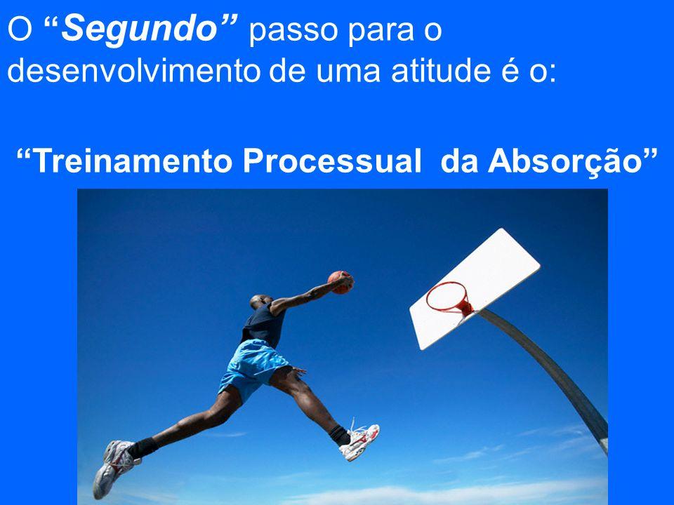 O Segundo passo para o desenvolvimento de uma atitude é o: