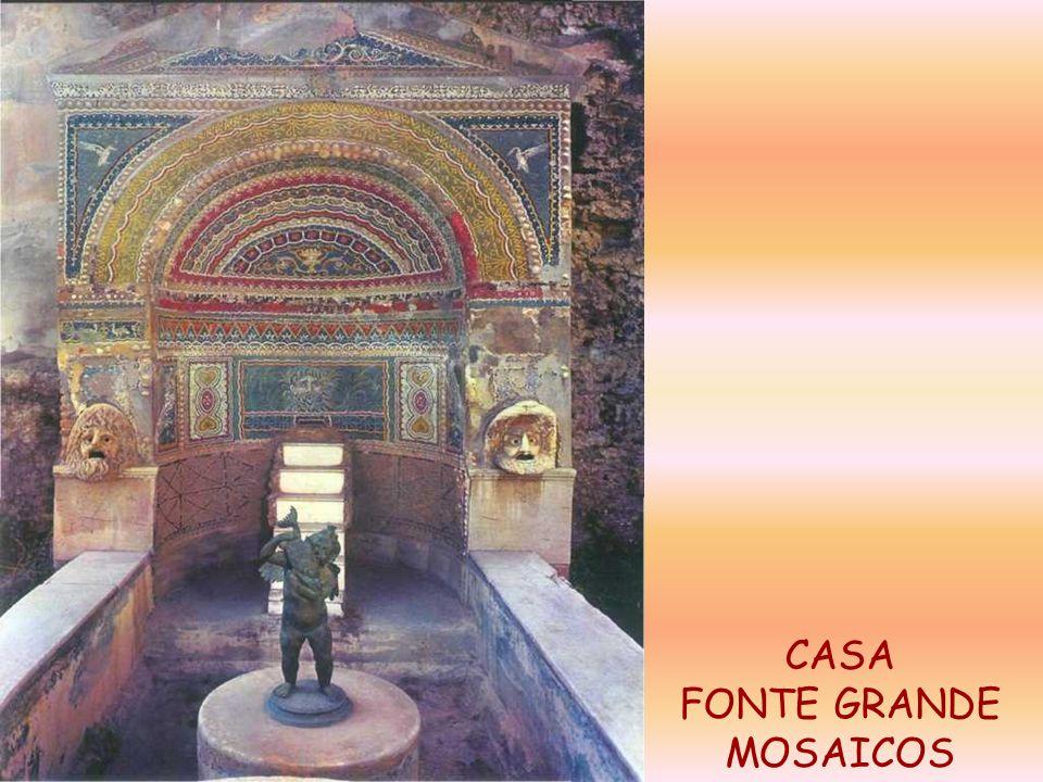 CASA FONTE GRANDE MOSAICOS