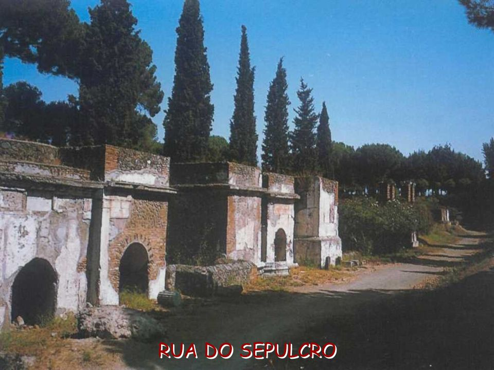 RUA DO SEPULCRO