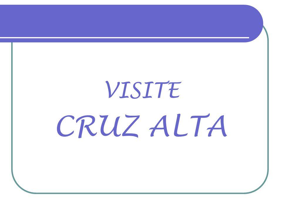 VISITE CRUZ ALTA