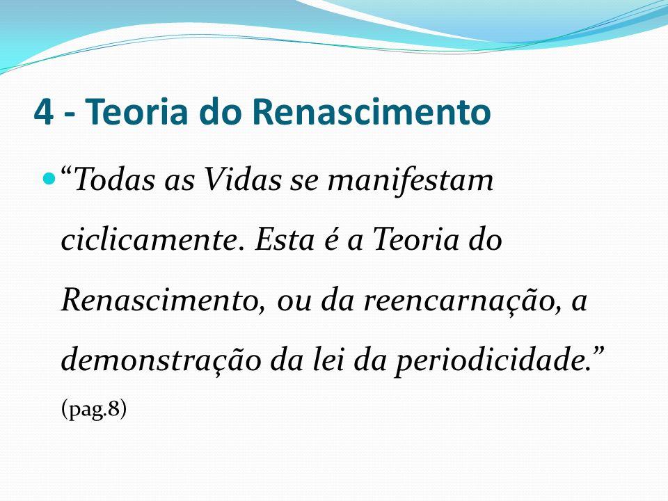 4 - Teoria do Renascimento