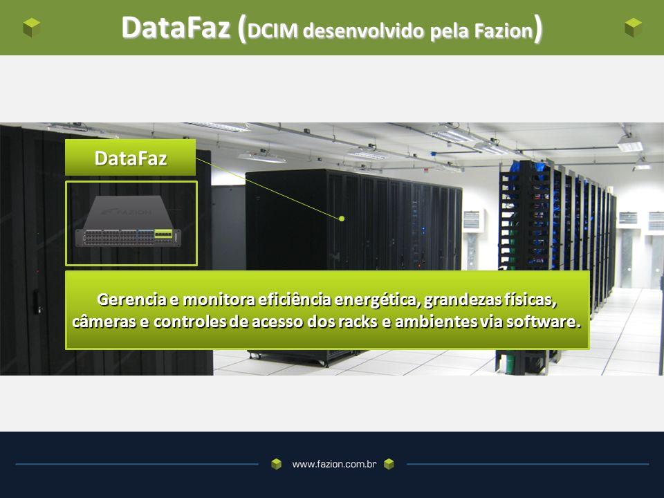 DataFaz (DCIM desenvolvido pela Fazion)