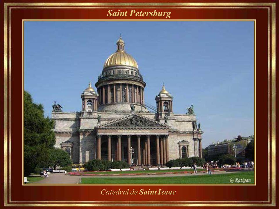 Saint Petersburg Catedral de Saint Isaac
