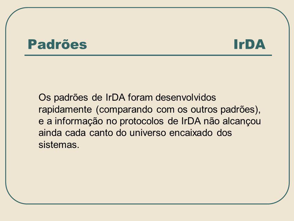Padrões IrDA